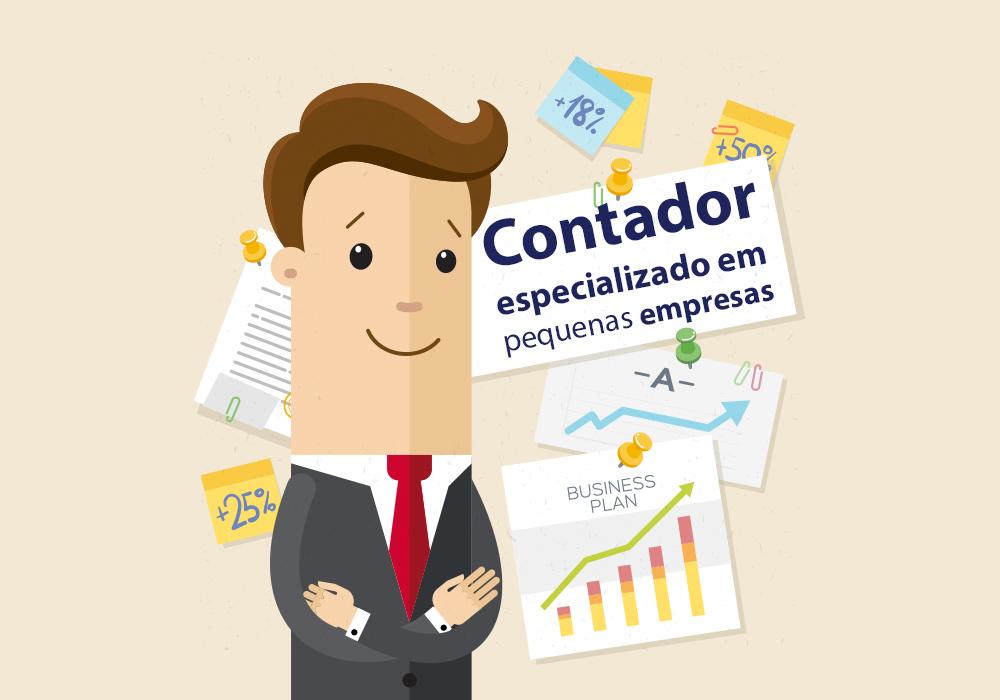 5 Razões Para O Empreendedor Contratar Um Contador Especializado Em Pequenas Empresas.