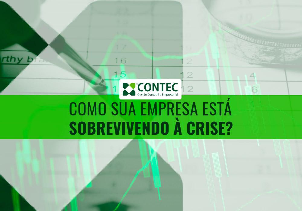 Como Sua Empresa Está Sobrevivendo à Crise?