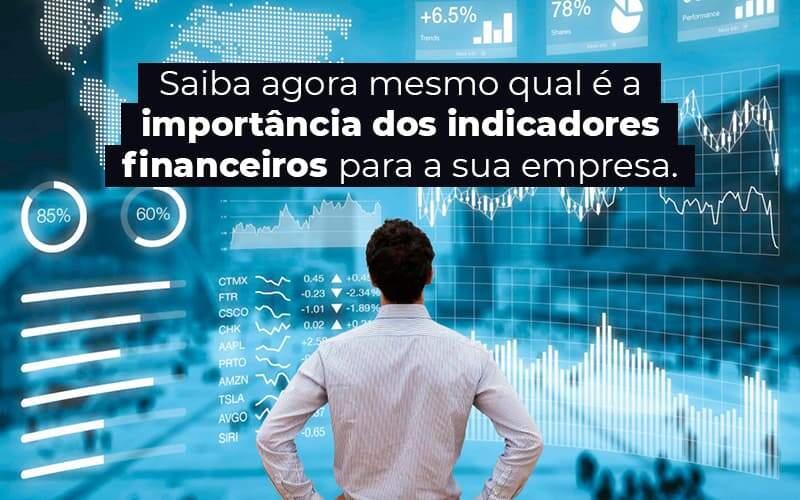 Saiba Agora Mesmo Qual E A Importancia Dos Indicadores Financeiros Para A Sua Empresa Blog 1 - Contador em Goiás   Contec Contabilidade
